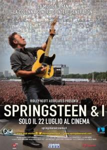 Locandina Springsteen & I