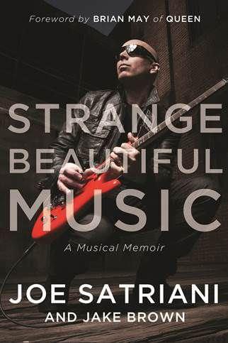 Joe Satriani: nel 2014 una biografia!
