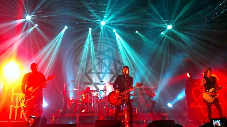 HIM live all'Alcatraz: grande ritorno per i padri fondatori del Love Metal