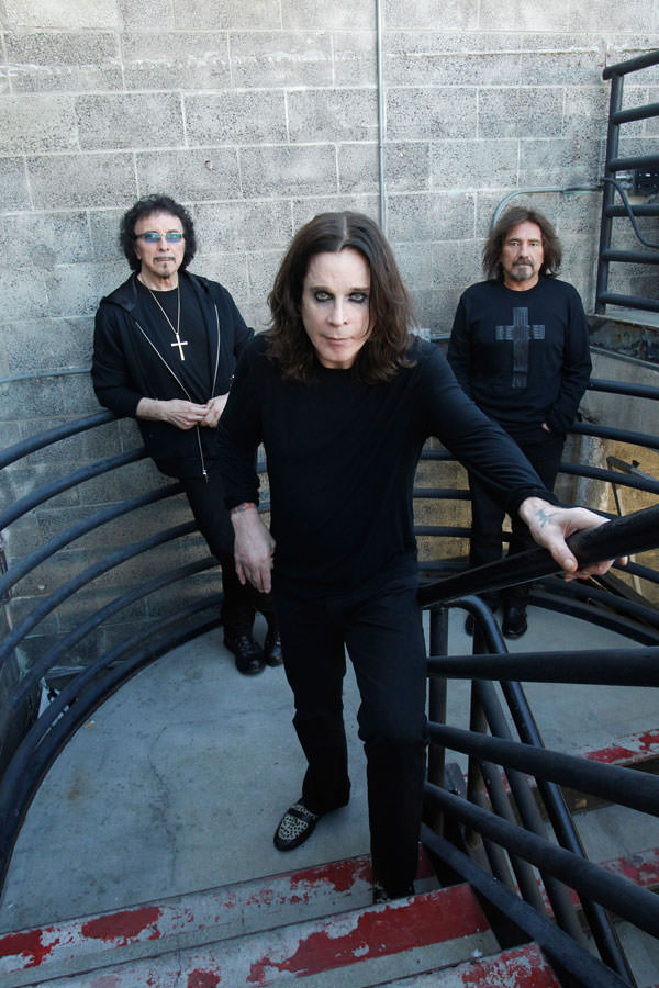 BLACK SABBATH: finalmente data italiana!