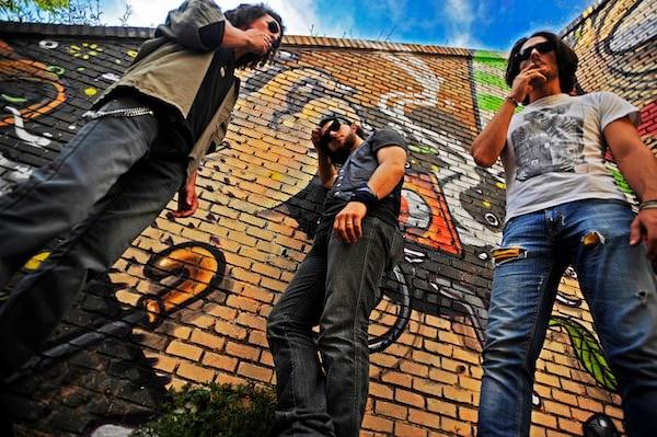 """Acid Muffin: trio romano all'esordio con l'ep """"Nameless"""""""