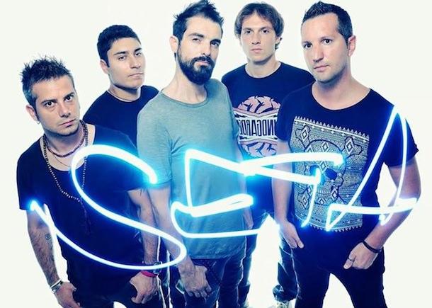 I SETA portano a Sanremo doc il loro Electro-Rock