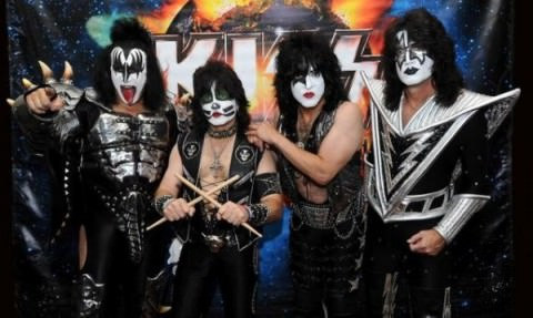 Kiss: niente reunion della line-up storica al Rock And Roll Hall Of Fame