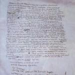 Kurt Cobain - lettera d'addio