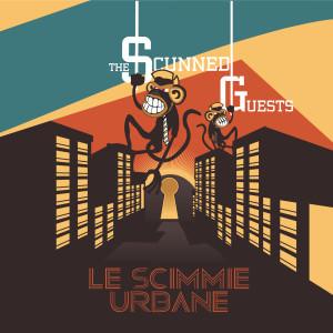 le Scimmie Urbane Cover