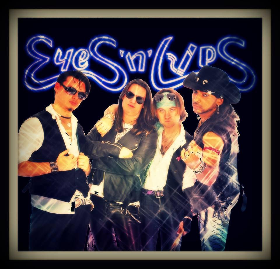 Eyes 'N' Lips: Attitudine Rock!