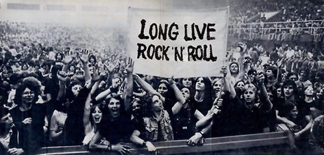 La Musica Rock è (di nuovo) finita?