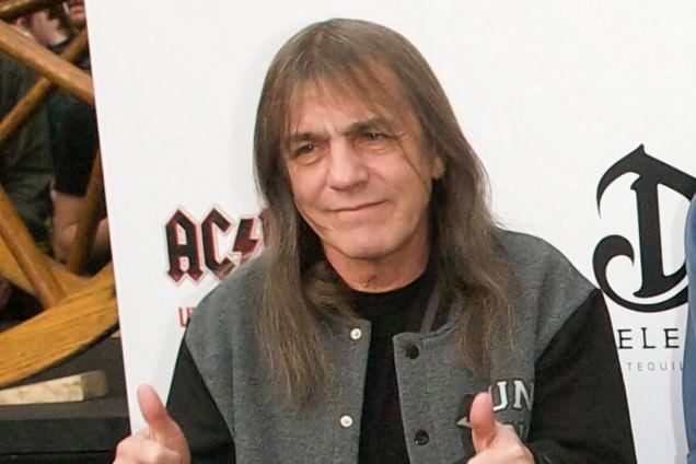 AC/DC: Malcolm Young (forse) affetto da demenza