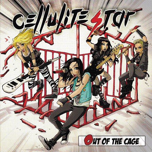 """Cellulite Star: pubblicato il nuovo album """"Out Of The Cage"""""""