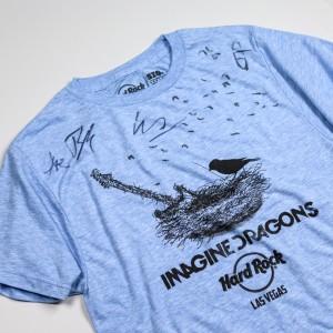 HR Imagine Dragons Signed-9391