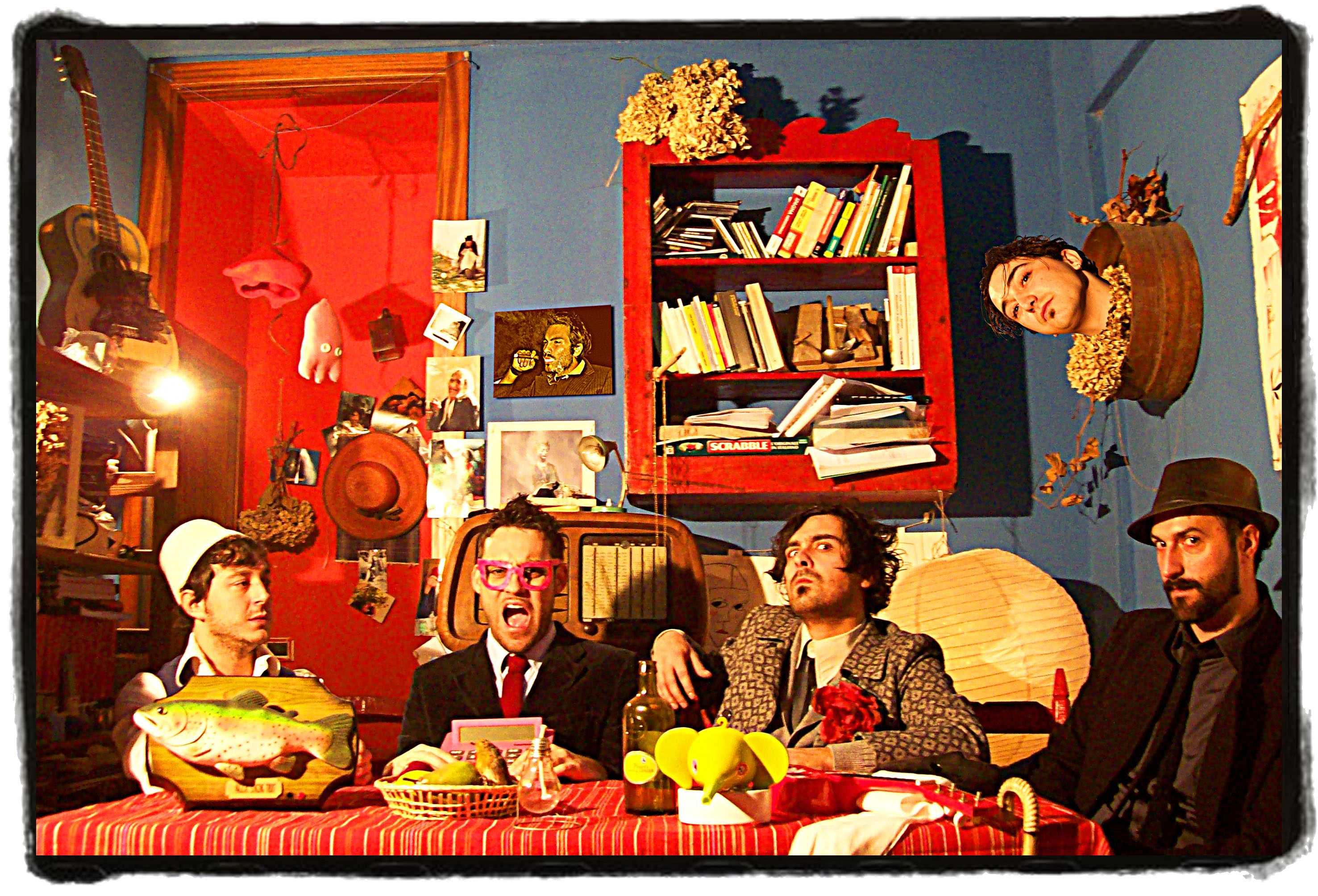 JANG SENATO: il nuovo album con una campagna crowdfunding