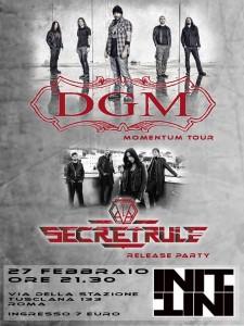 secret_rule_dgm_Locandina 27 feb