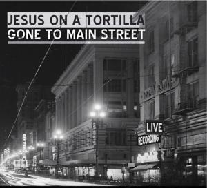 Jesus On A Tortilla