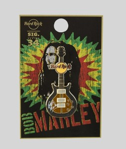 Signature Series Online Bob Marley Pin_light