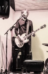 guitarist-vocalist