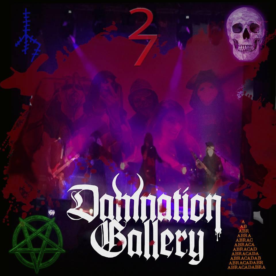 Transcendence Hymn – Le paure, gli incubi, i pensieri più nascosti nella visione dei Damnation Gallery