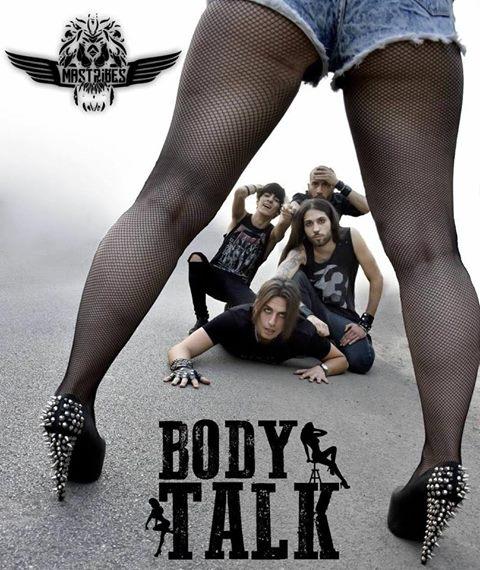 Body Talk – Il nuovo singolo dei Mastribes