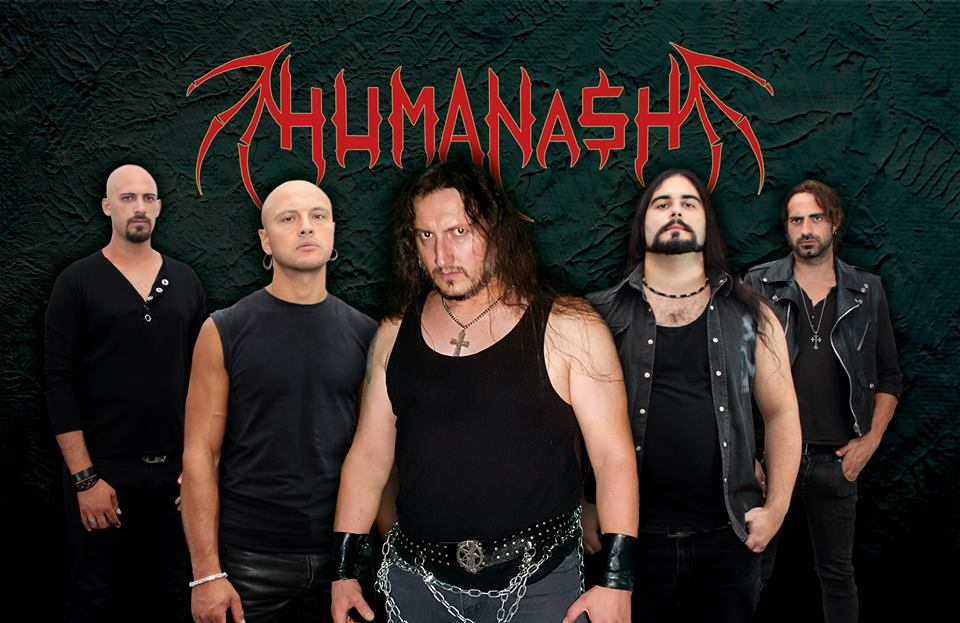 "HUMANASH – ""Reborn from the Ashes"""