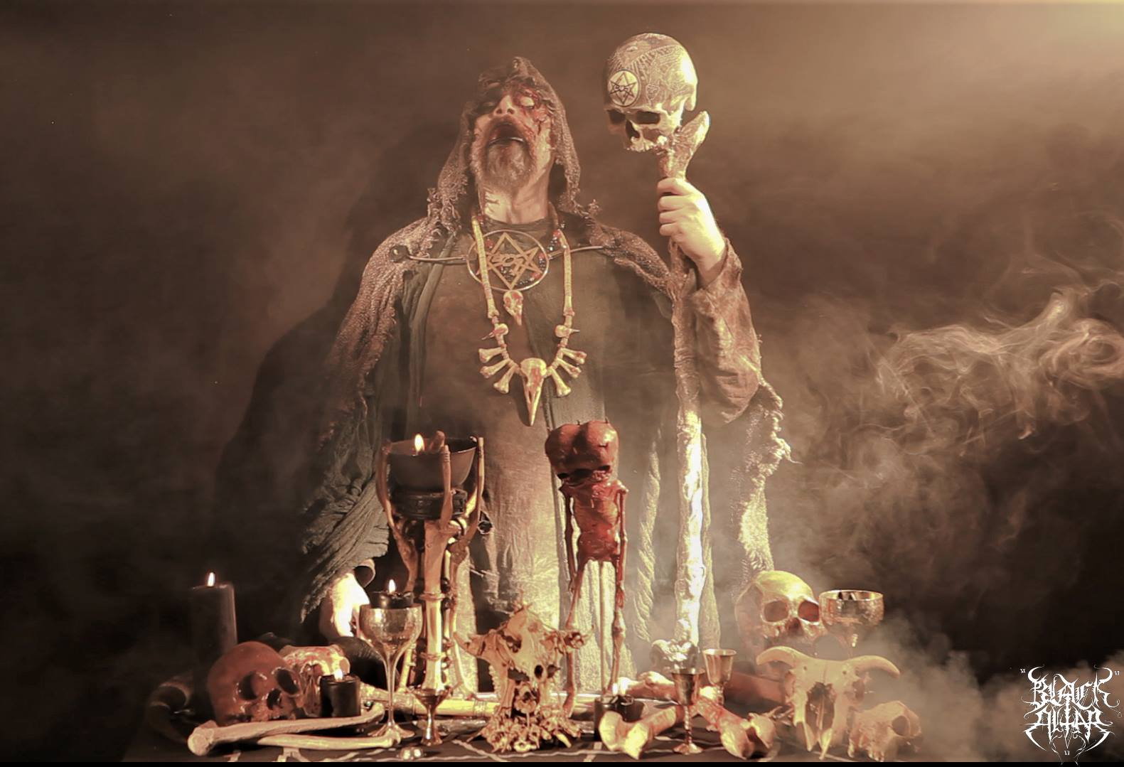 """""""Winds Ov Decay / Occult Ceremonial Rites"""" – Black Altar, uno split per celebrare i ventun'anni di attività"""
