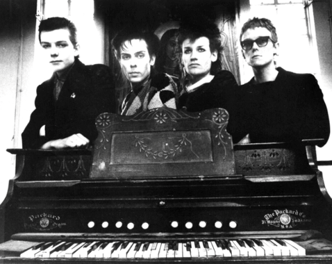 "Bauhaus – ""The Bela Session"", una raccolta per i quarant'anni di carriera"